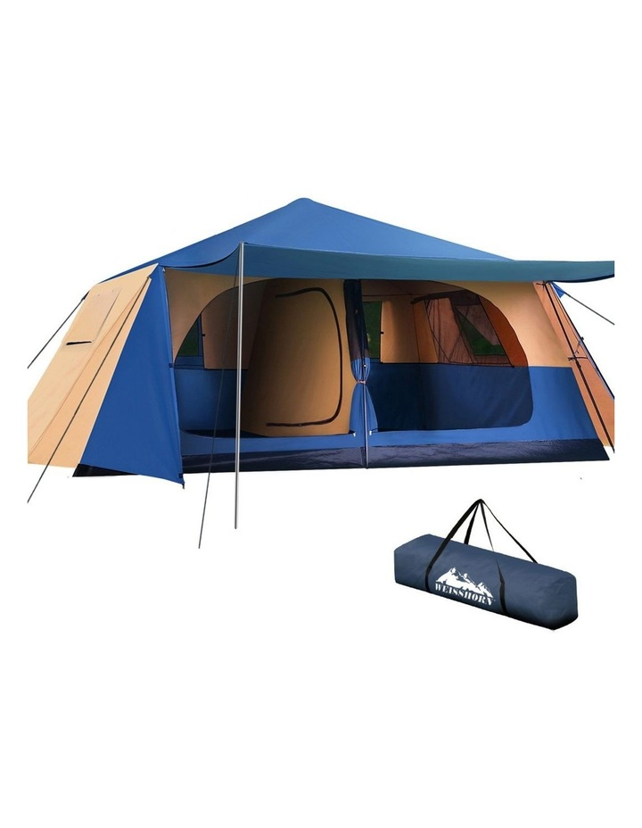 Fast Pitch 10 Person Camping Tent image 1