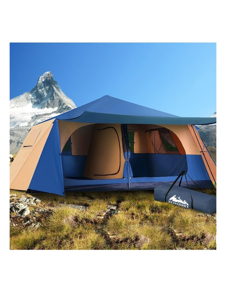 Fast Pitch 10 Person Camping Tent image 2