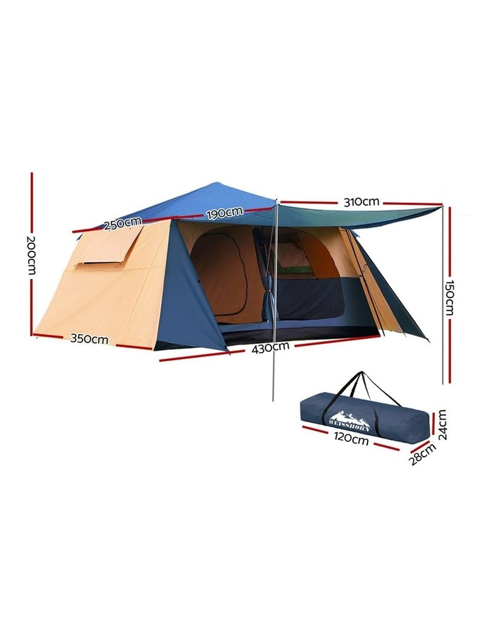 Fast Pitch 10 Person Camping Tent image 3