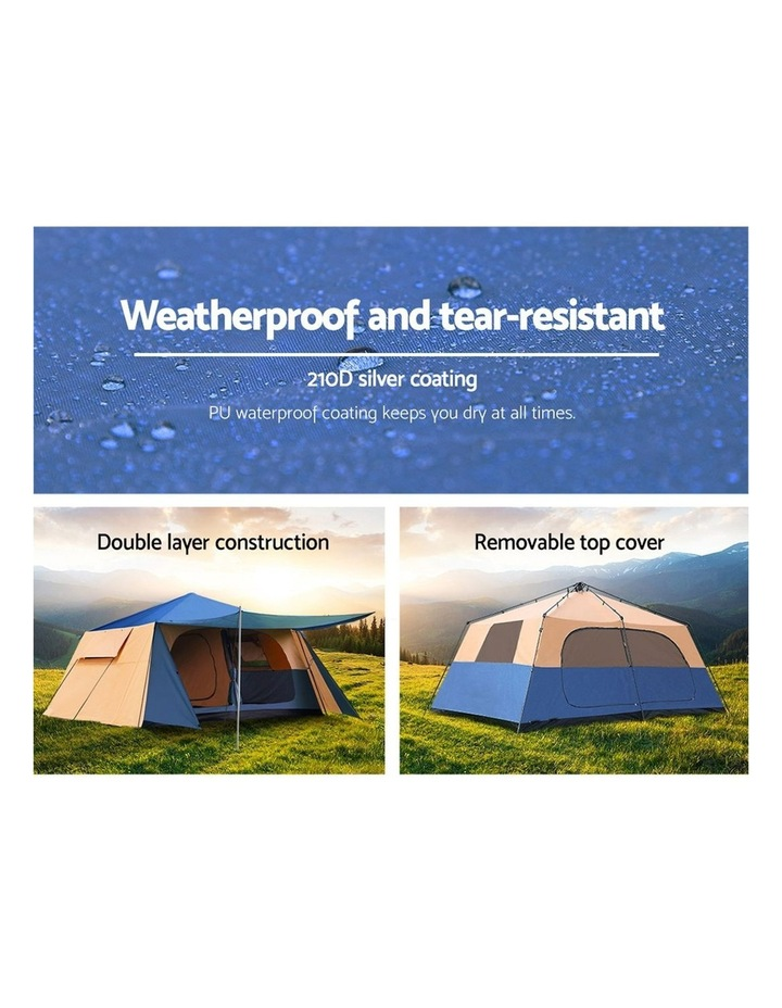 Fast Pitch 10 Person Camping Tent image 5
