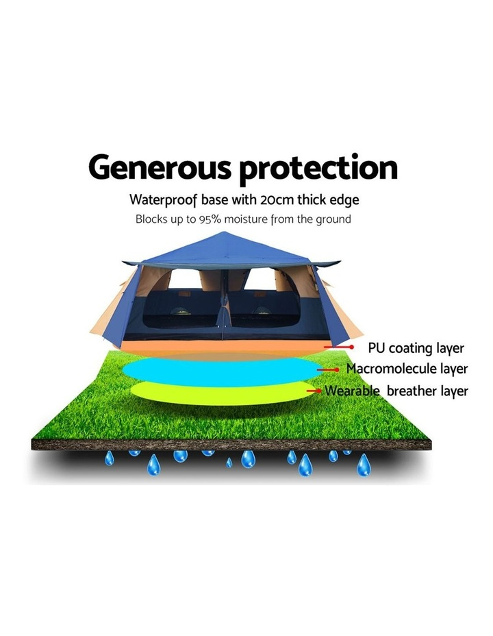 Fast Pitch 10 Person Camping Tent image 6