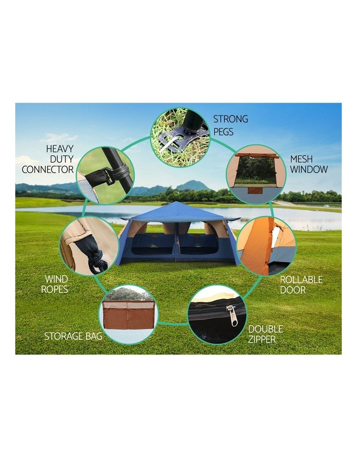 Fast Pitch 10 Person Camping Tent image 7