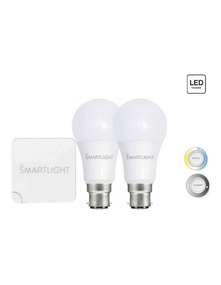 Smart Bulb Starter Kit - White image 1