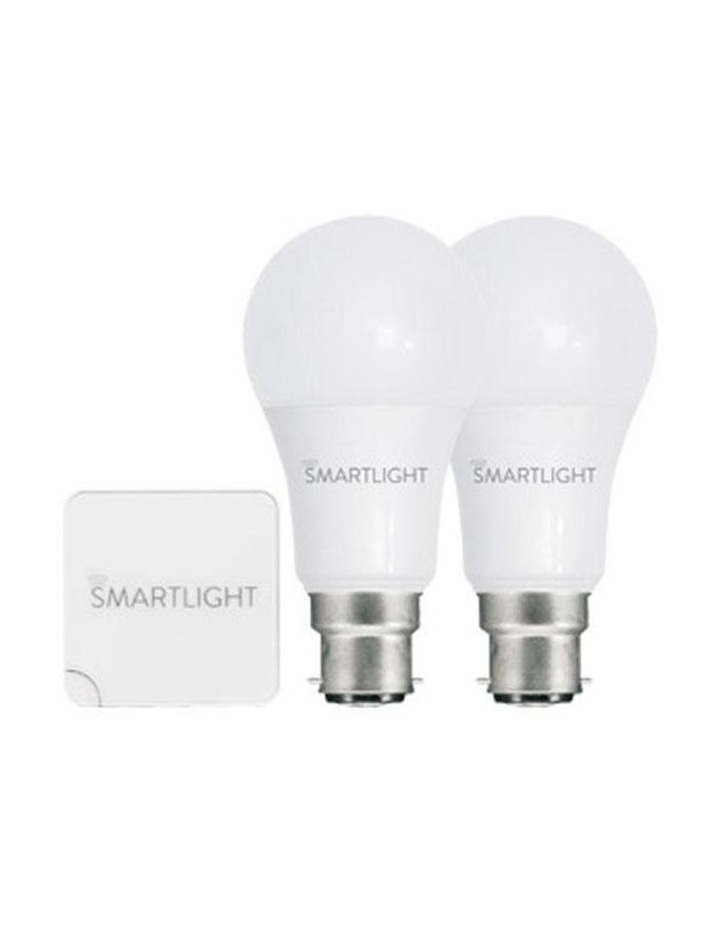 Smart Bulb Starter Kit - White image 2