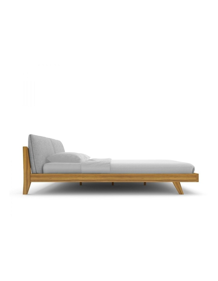 Mikkel King Bed With Headboard Pillows image 3