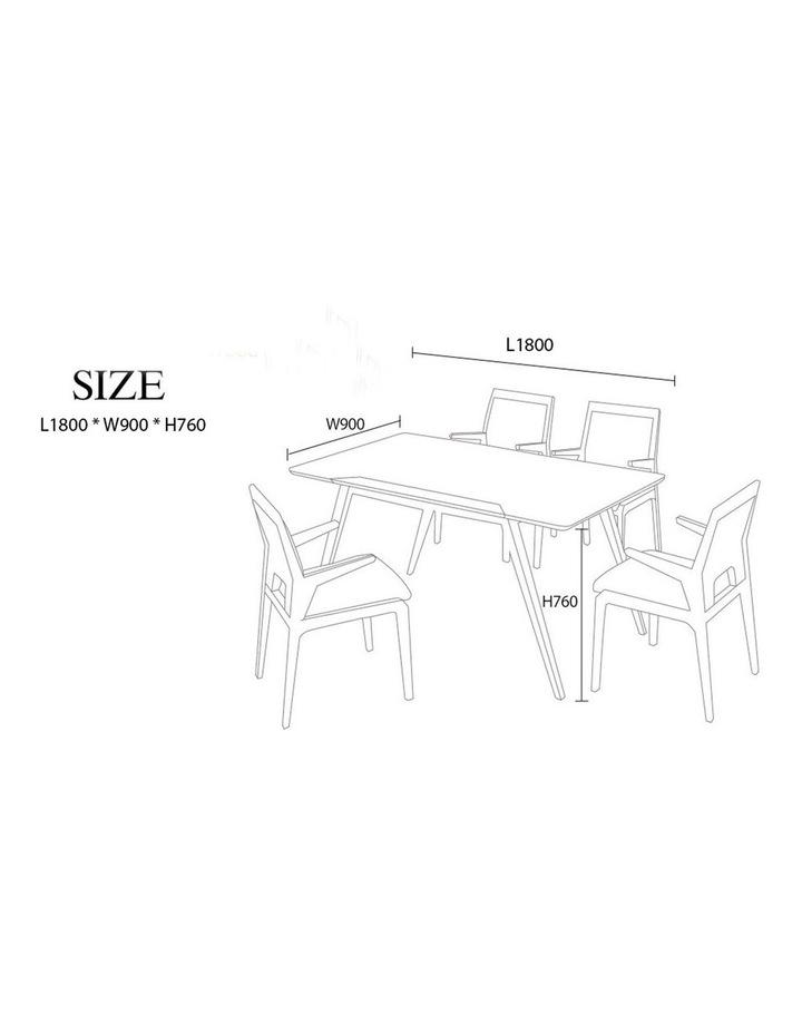 Mikkel Dining Table image 5