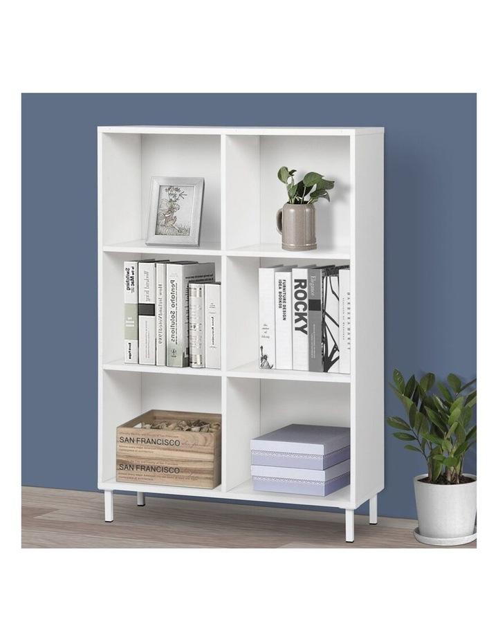 Ella 6 Cube Bookcase image 3