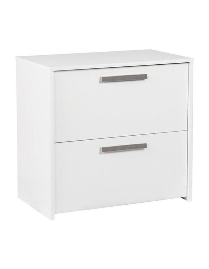 Ella 2 Draw Filling Cabinet image 1