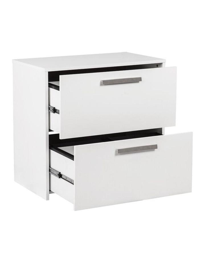 Ella 2 Draw Filling Cabinet image 2