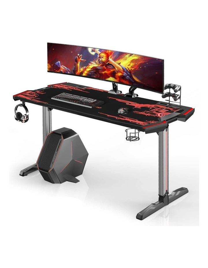 GalaHero 1.6m RGB Ergonomic Gaming Desk image 1