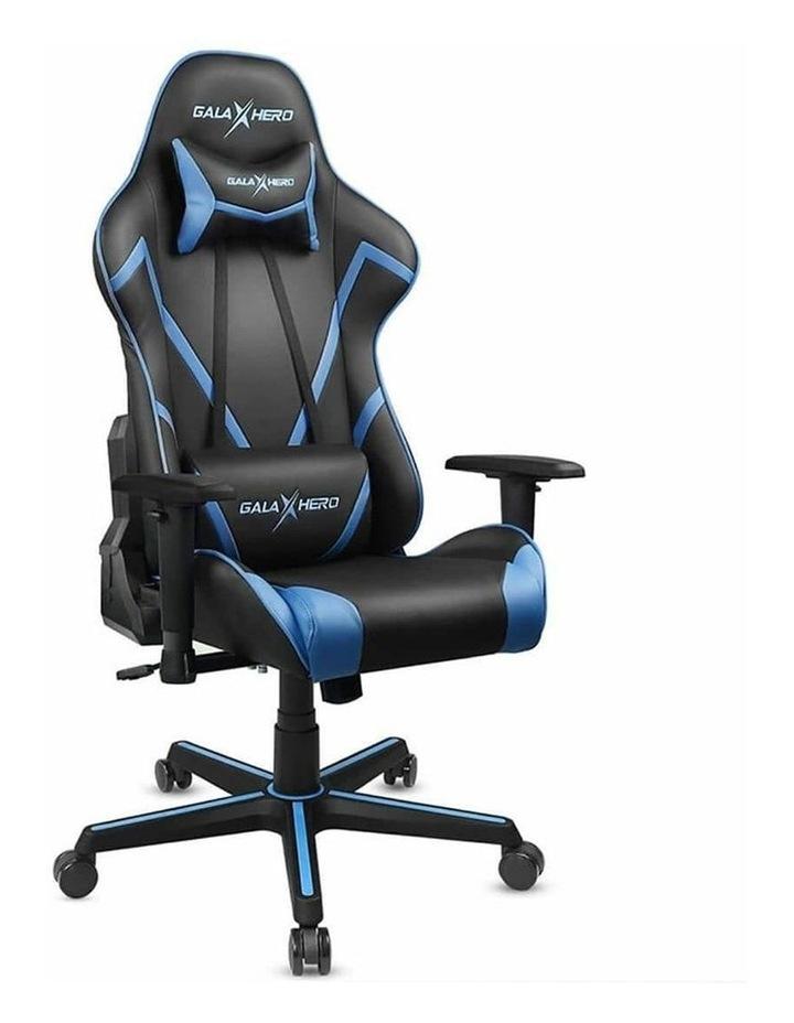 GalaHero Ergonomic Racing Style Gaming Chair in Blue image 1