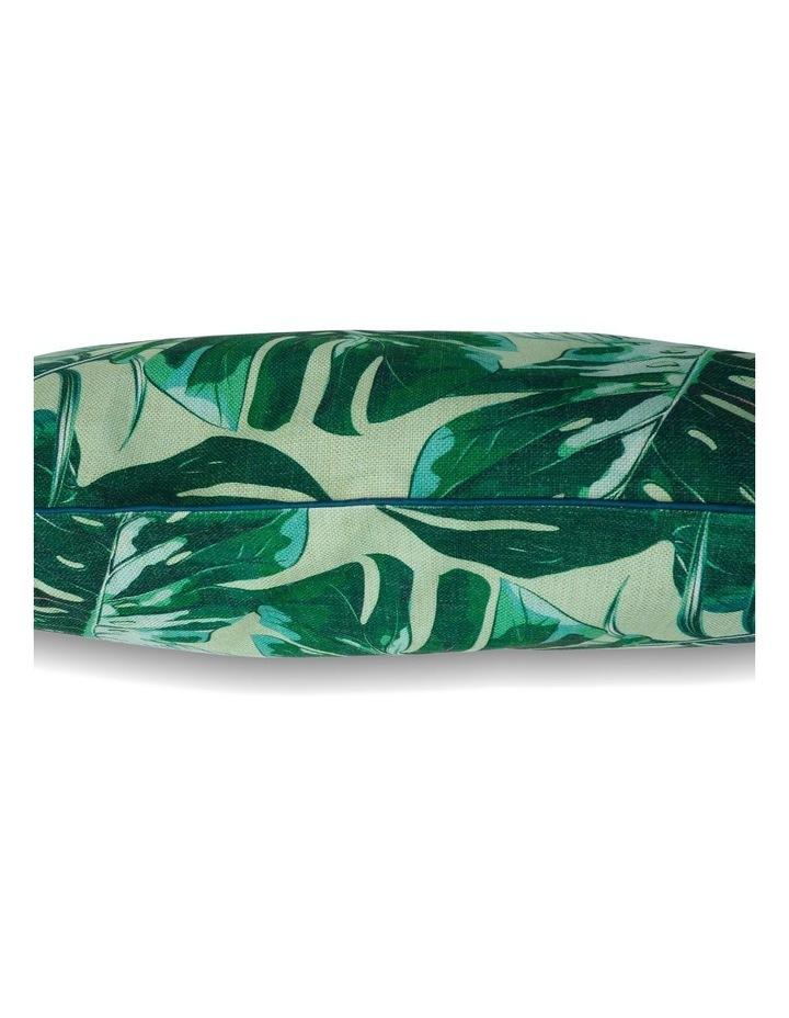 Tropical Leaves  Large Dog Bed image 2