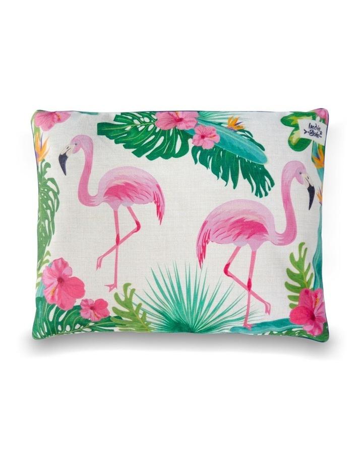 Flamingo (Toucan) Paradise  LARGE Dog Bed image 1