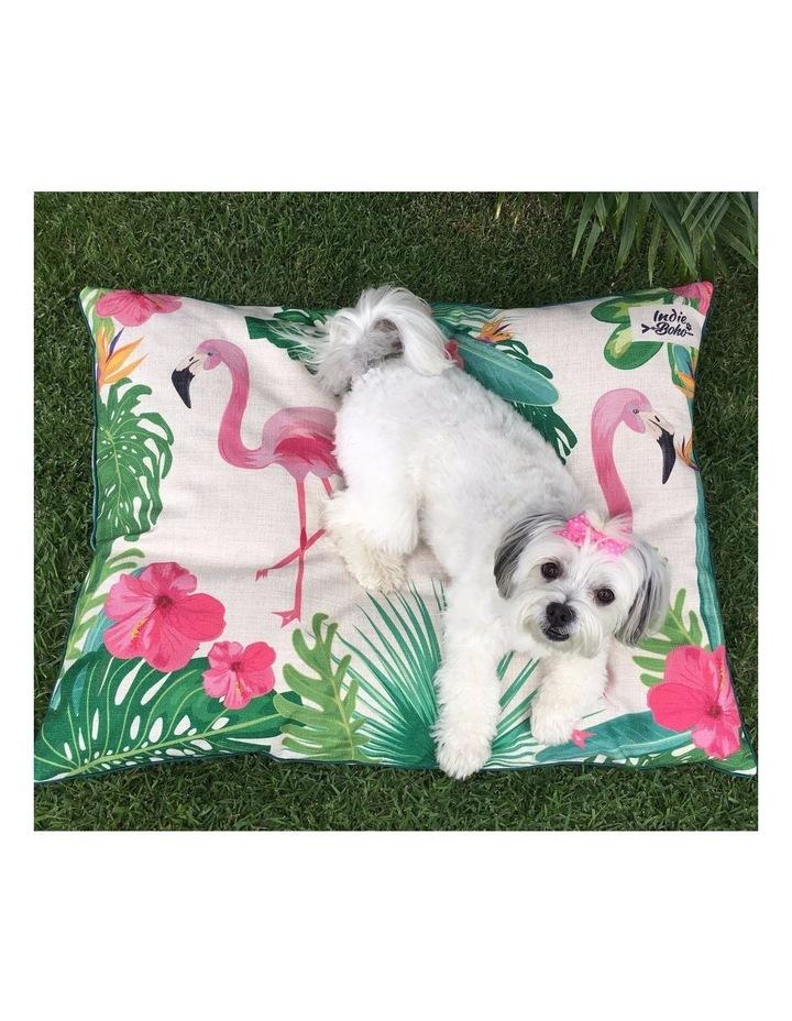 Flamingo (Toucan) Paradise  EXTRA LARGE Dog Bed image 5