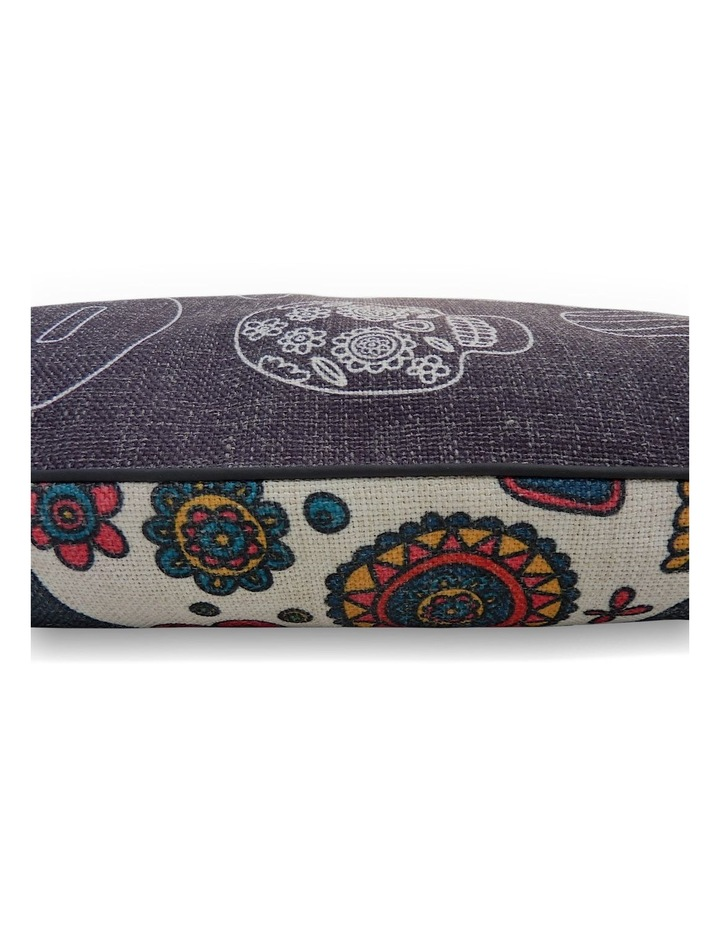 Mexican Skulls  LARGE Dog Bed image 3