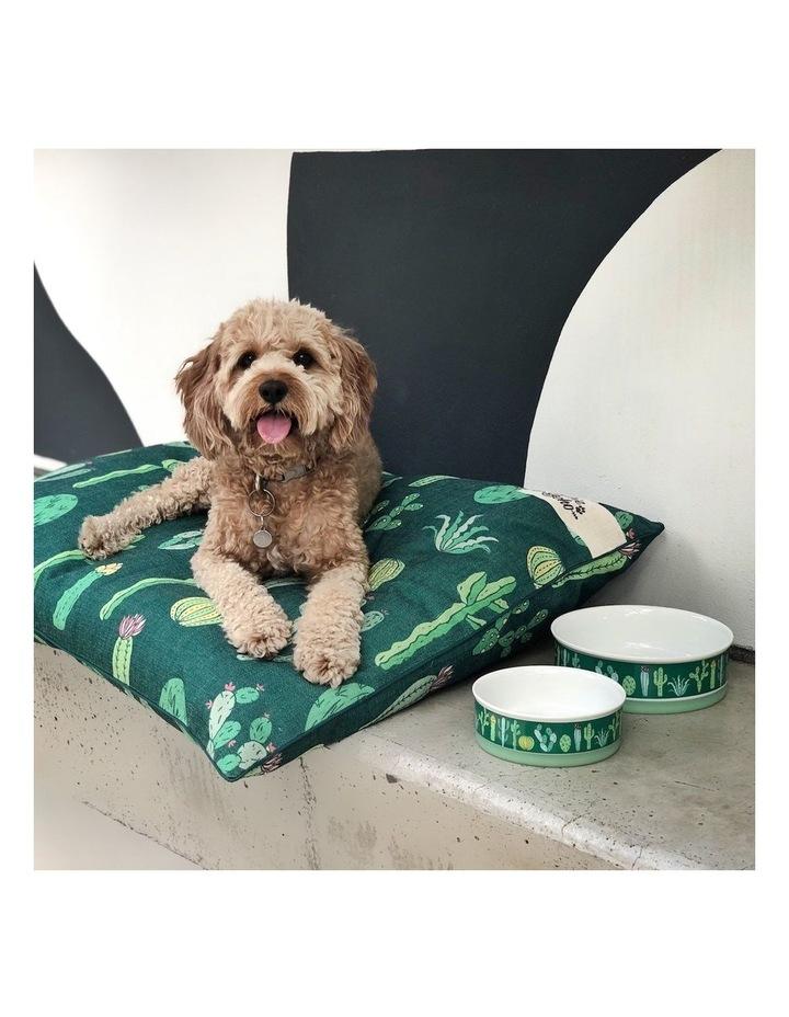 Cactus Garden  LARGE Dog Bed image 6