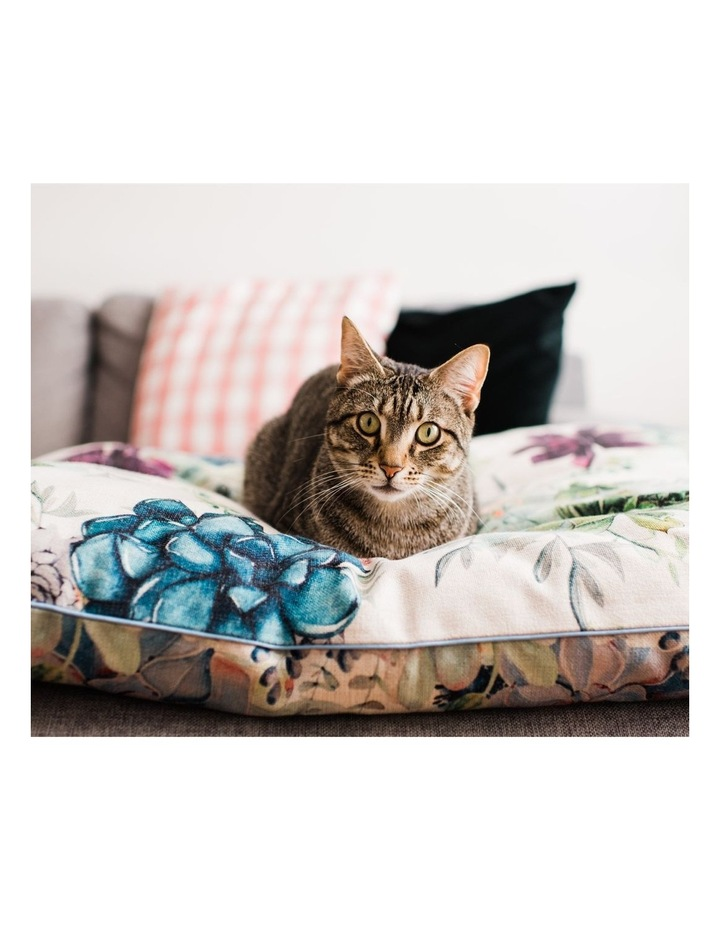 Succulent Medley  MEDIUM Dog Bed image 6