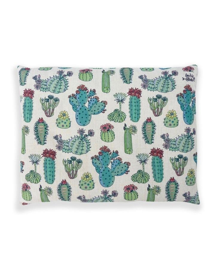 Desert Cacti  LARGE Dog Bed image 1