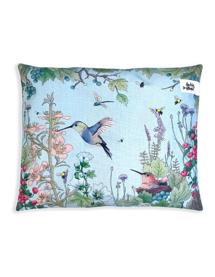 Fleur's Hummingbird Fields - Extra Large Pet Bed image 1