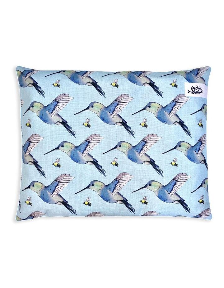 Fleur's Hummingbird Fields - Extra Large Pet Bed image 2