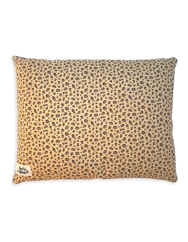 Leopard Luxe  MEDIUM Dog Bed image 2