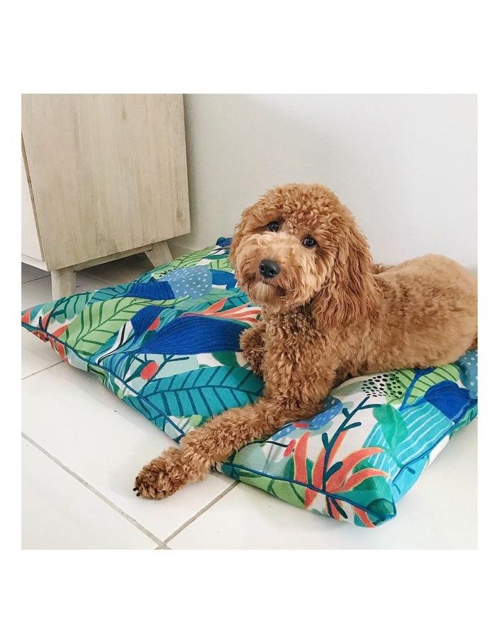 Jungle Song  MEDIUM Designer Dog Bed image 5