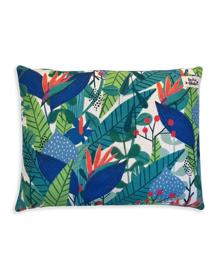 Binny's Jungle Song - LARGE Dog Bed image 1