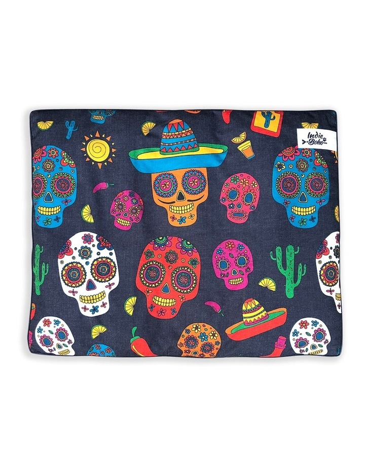 Mexican Skulls  XXL Dog Bed image 1