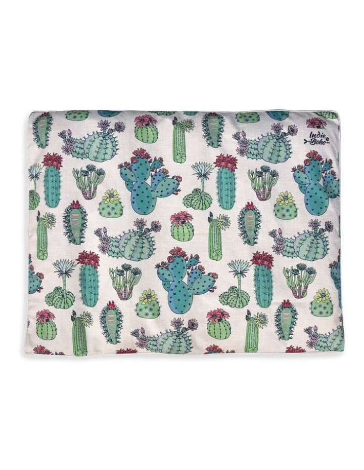 Desert Cacti  JUMBO Dog Bed image 1
