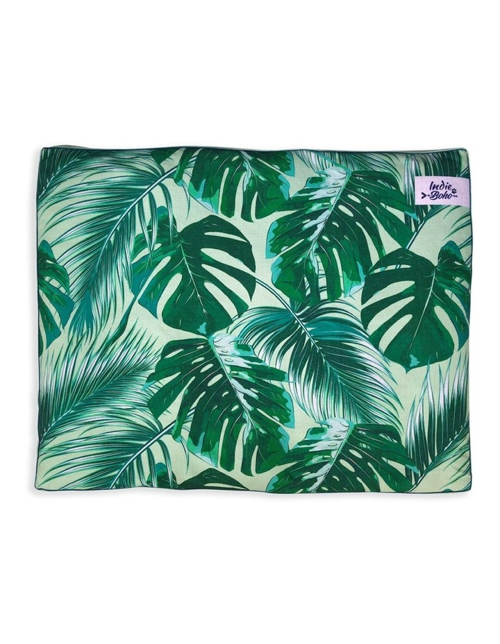 Tropical Leaves  XXL Dog Bed image 1