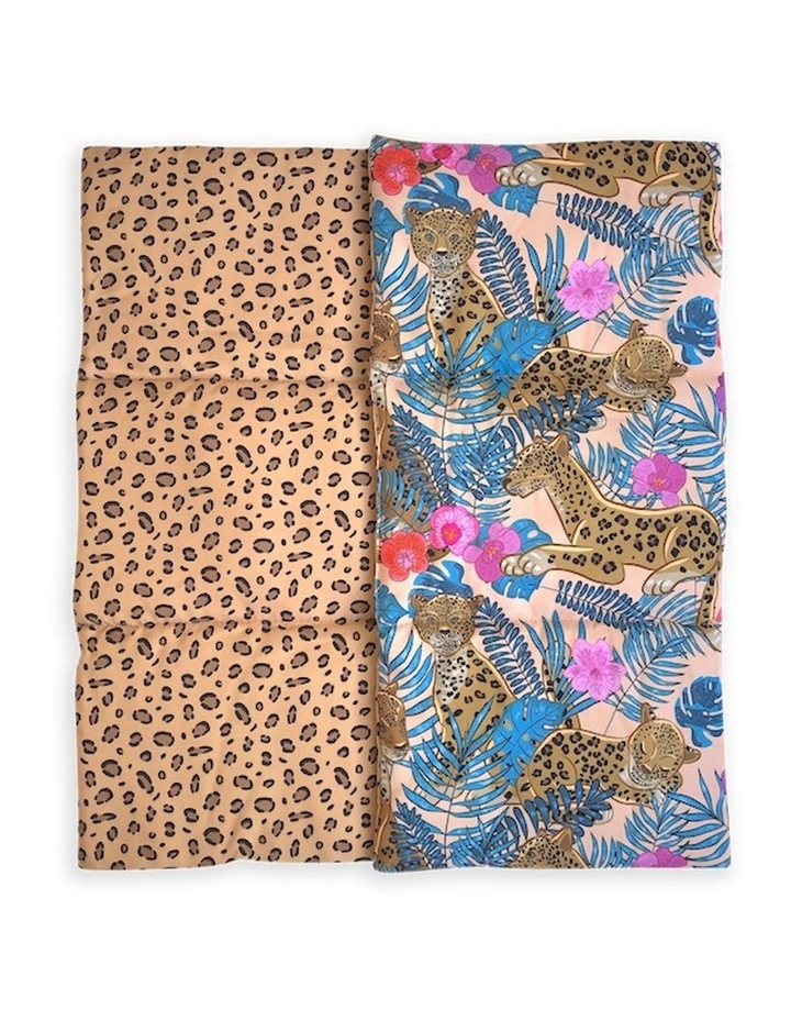 Leopard Luxe Dog Travel Mat image 2