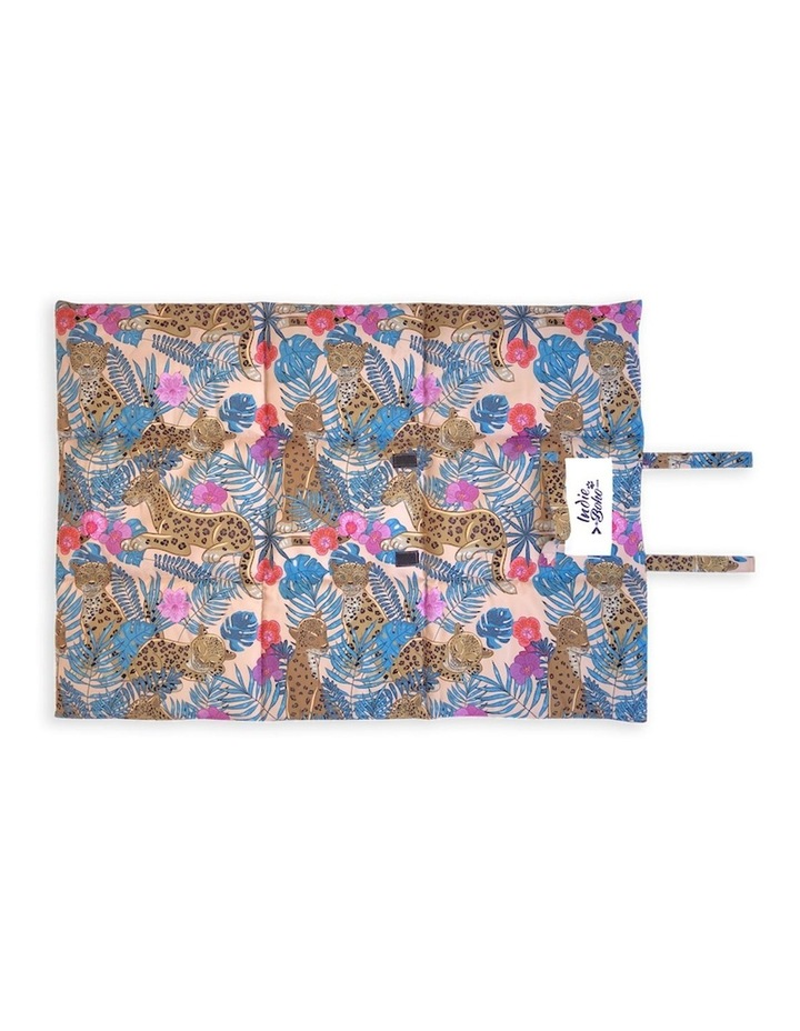 Leopard Luxe Dog Travel Mat image 3
