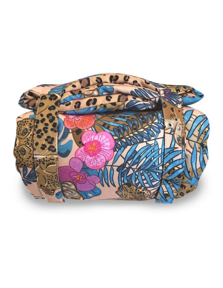 Leopard Luxe Dog Travel Mat image 5