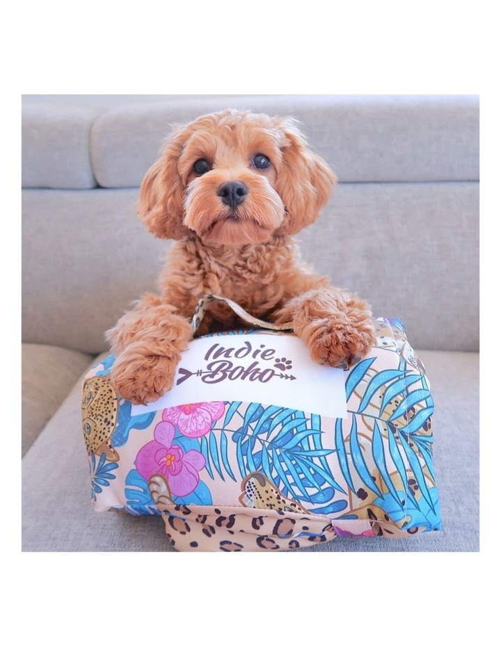Leopard Luxe Dog Travel Mat image 6