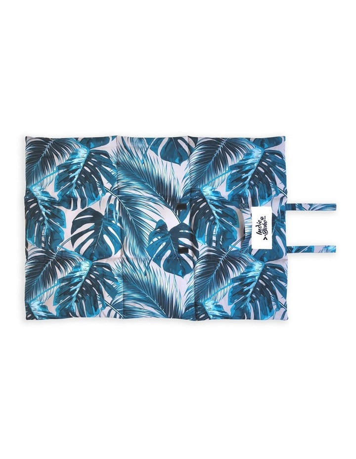 Tropical Leaves Travel Mat image 3
