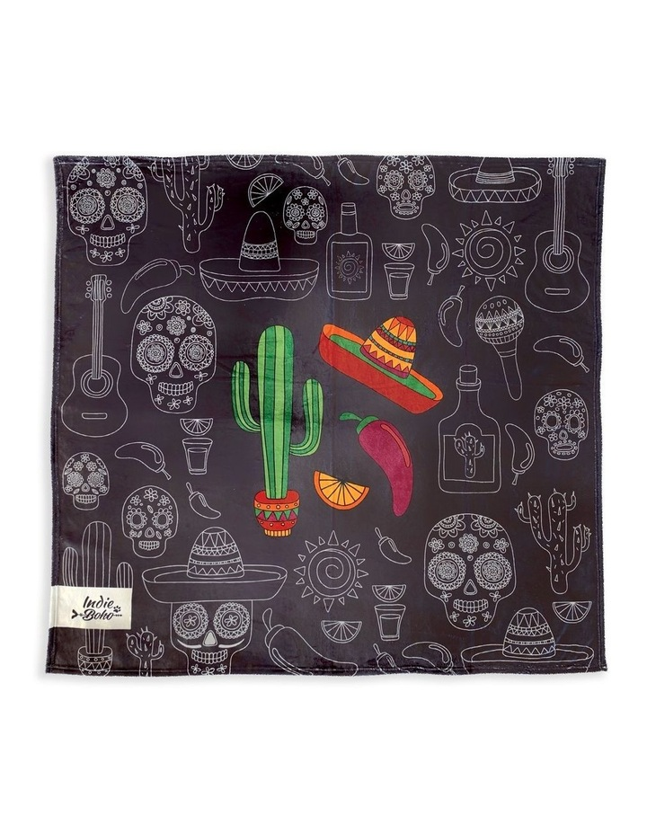 Mexican Skulls - Designer Pet Blanket image 2
