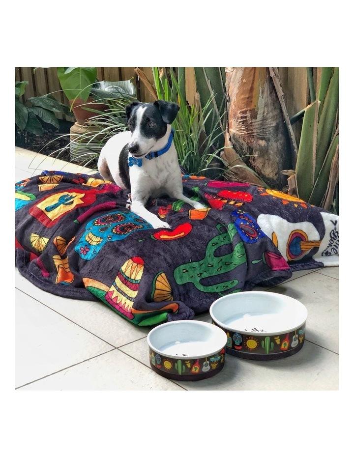 Mexican Skulls - Designer Pet Blanket image 5