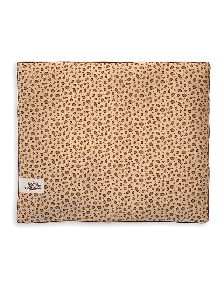 Leopard Luxe XXL Dog Bed image 2
