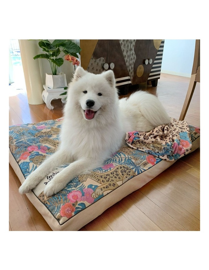 Leopard Luxe XXL Dog Bed image 4