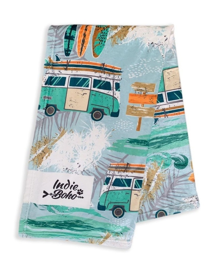 Byron Surf - Designer Pet Blanket image 1