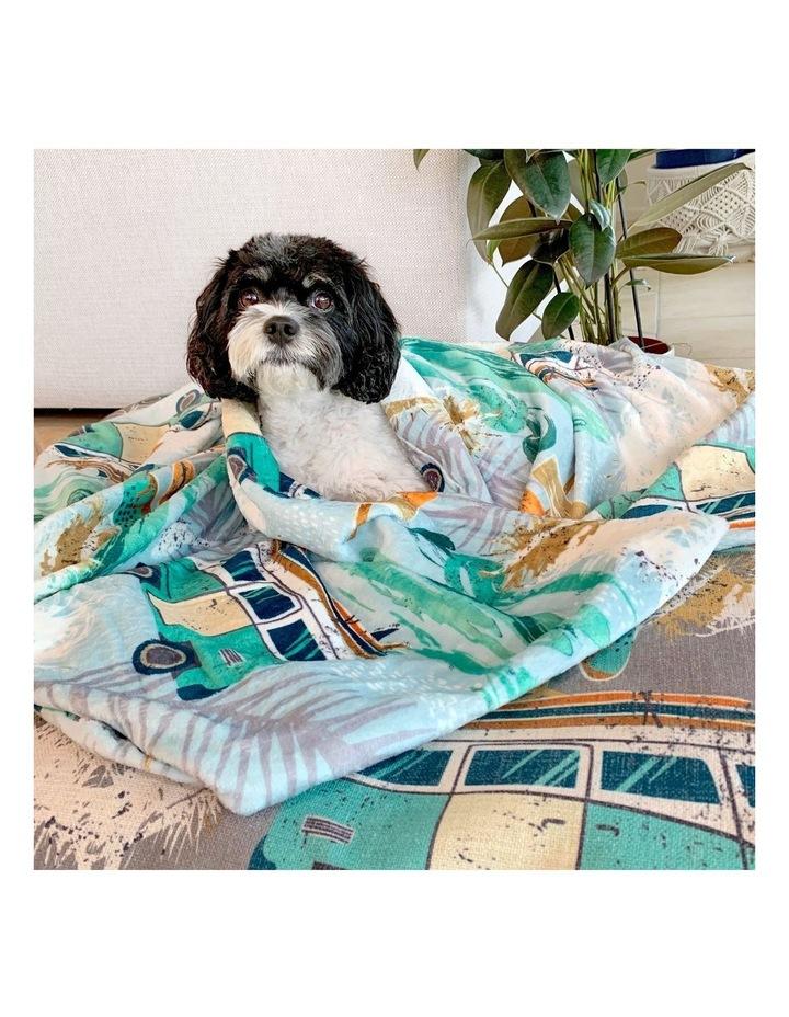 Byron Surf - Designer Pet Blanket image 5