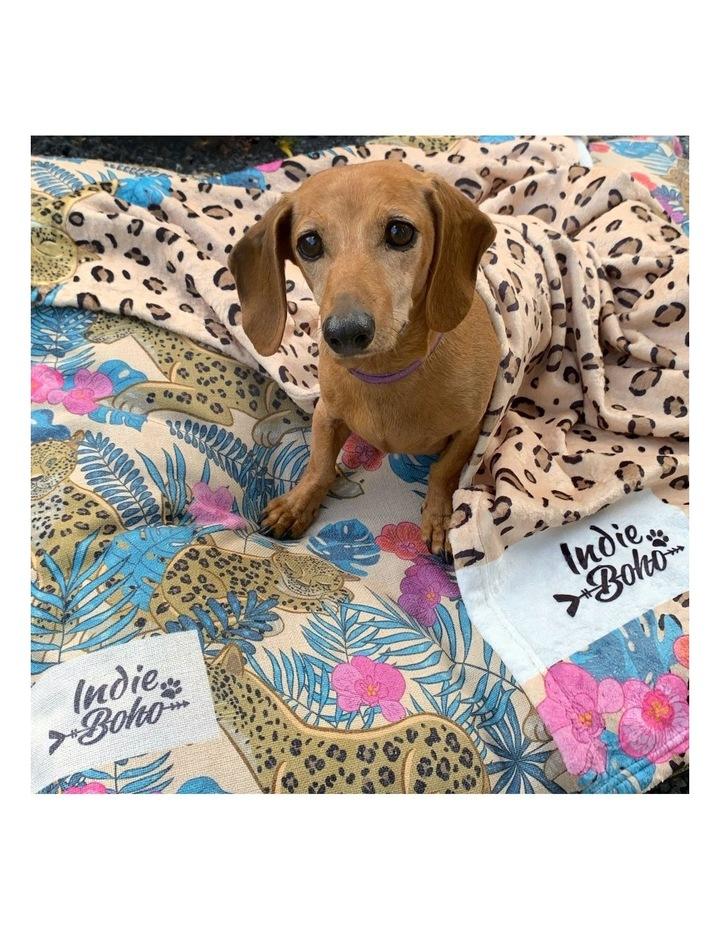 Leopard Luxe - Designer Pet Blanket image 2