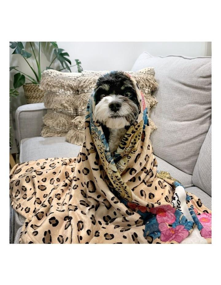 Leopard Luxe - Designer Pet Blanket image 3