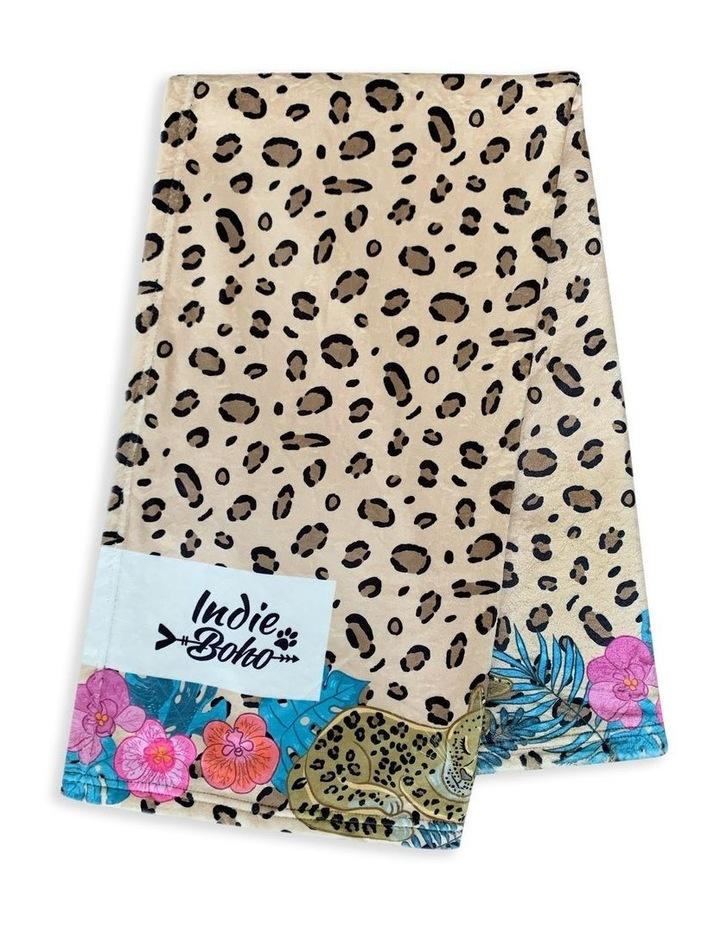 Leopard Luxe - Designer Pet Blanket image 4