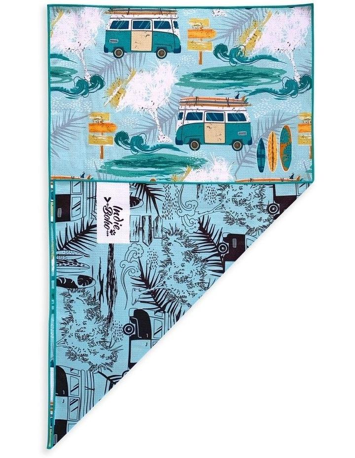 Byron Surf Pet Travel Towel image 1