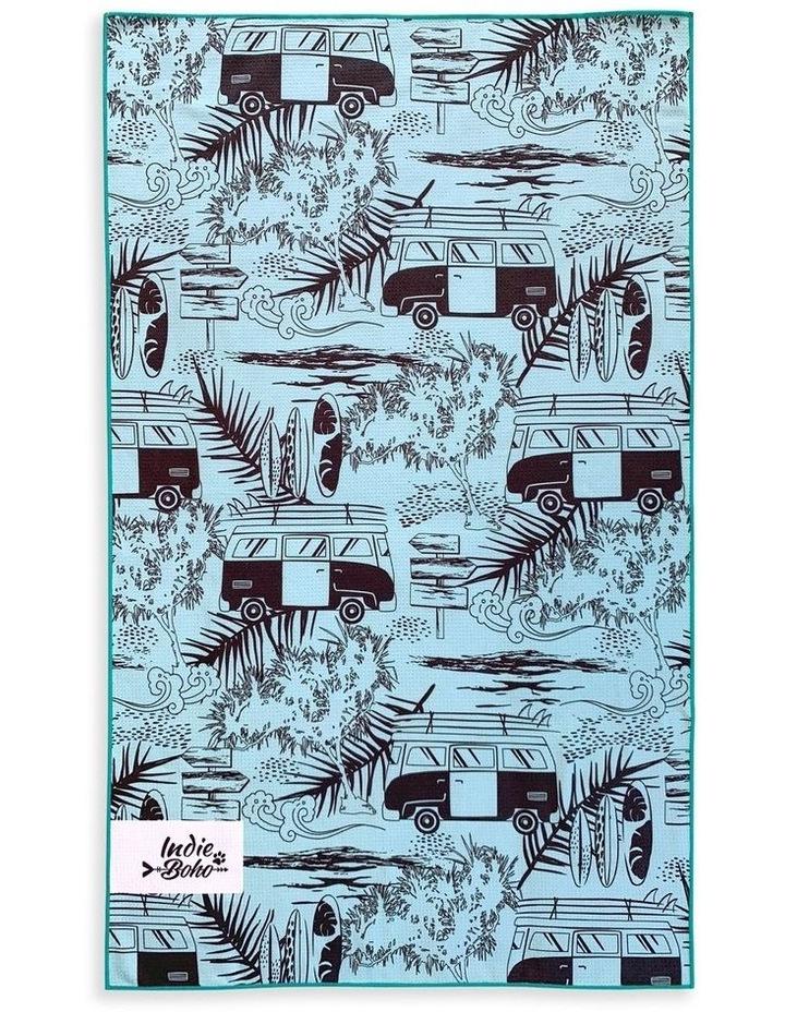 Byron Surf Pet Travel Towel image 4