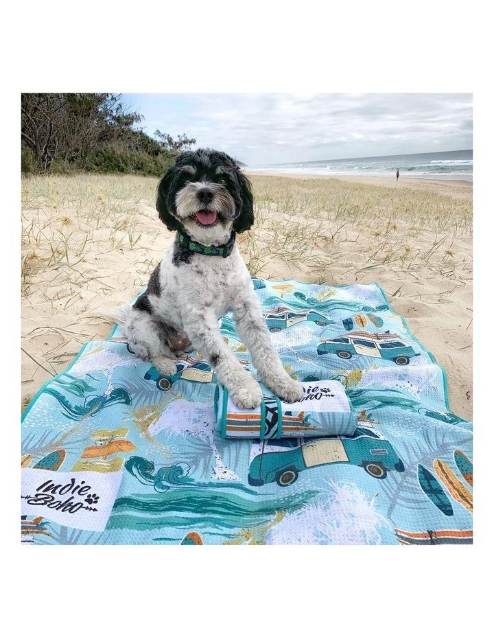 Byron Surf Pet Travel Towel image 7