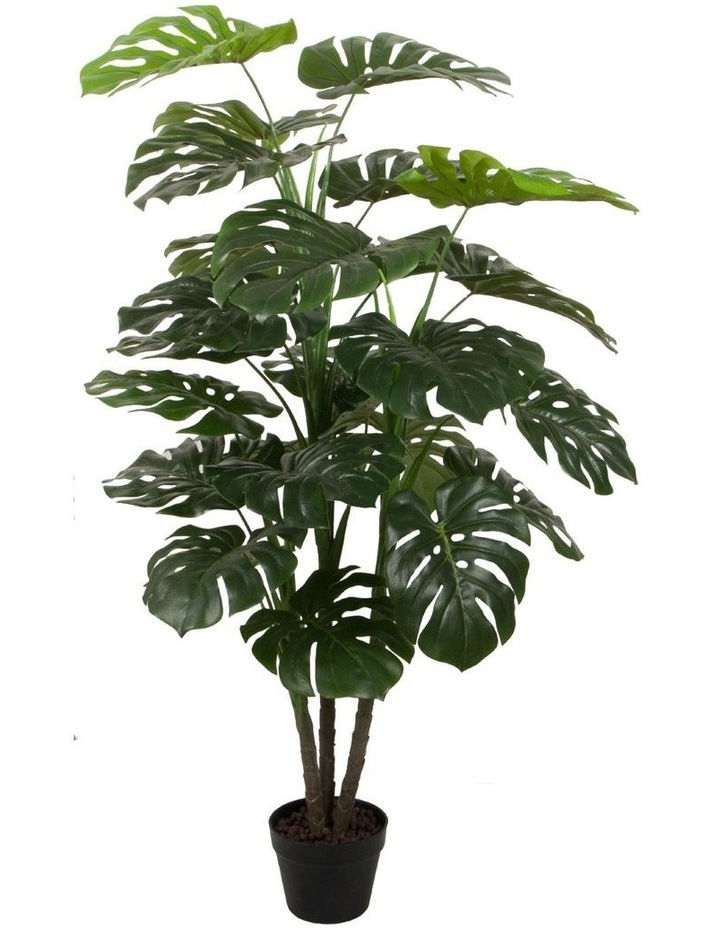 140Cm Tall Potted Monstera Home Decor Fake Plant image 1