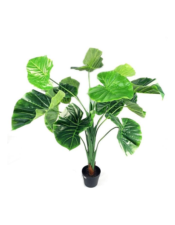 Botanica 110cm Artificial Taro Plant image 1