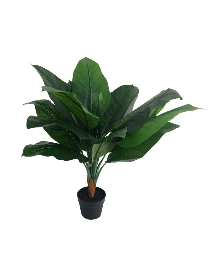 90Cm Artificial Bay Tree image 1